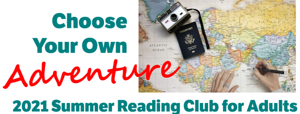Summer Reading Club for Adults